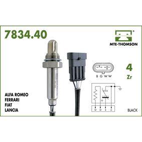 Lambdasonde Kabellänge: 430mm mit OEM-Nummer 46545432