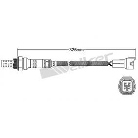 Lambdasonde Kabellänge: 310mm mit OEM-Nummer 18213-80A01