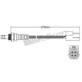 Lambdasonde Kabellänge: 670mm mit OEM-Nummer 226A0EA200