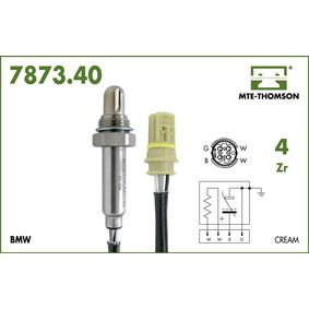 Lambdasonde Kabellänge: 250mm mit OEM-Nummer 11 781 742 050