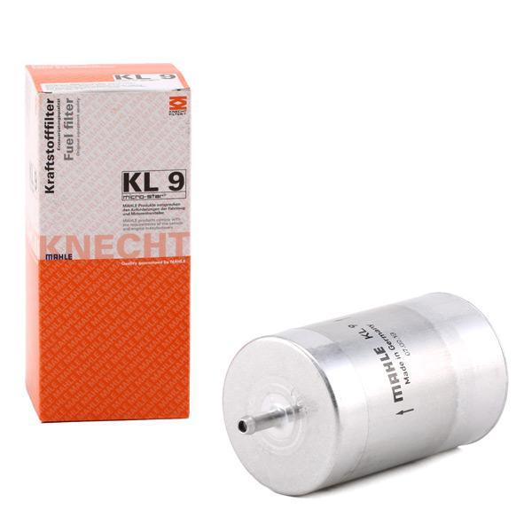 MAHLE ORIGINAL Bränslefilter KL 9