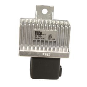 Relais, Glühanlage Spannung: 12V mit OEM-Nummer 60 01 546 572