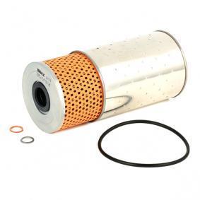 Filtre à huile OX 78D