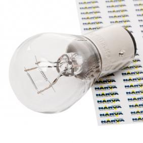 Bulb, stop light P21/4W, BAZ15d, 24V, 21/4W 17882