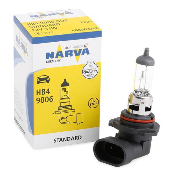 Bulb, spotlight NARVA 48006 expert knowledge
