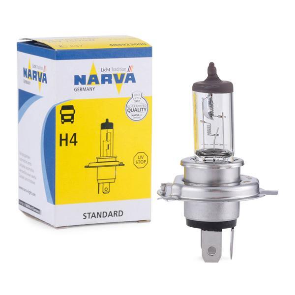 Bulb, spotlight NARVA 48892 expert knowledge