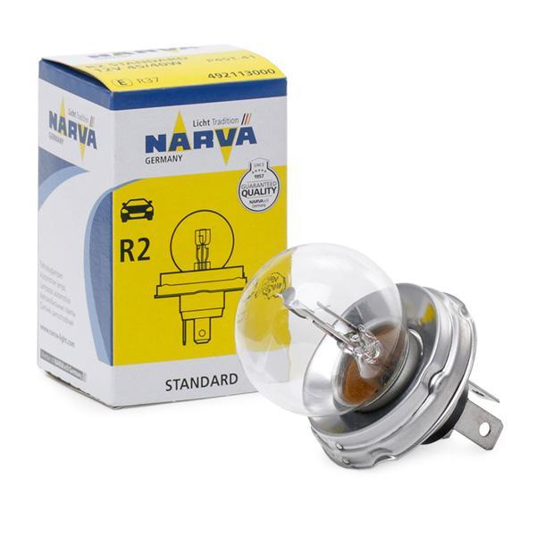 Bulb, spotlight NARVA 49211 expert knowledge