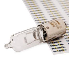 Glühlampe, Blinkleuchte H21W, BAY9s, 12V, 21W 68191