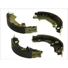 Bremsbackensatz Breite: 32mm, 30mm mit OEM-Nummer 9 945 975