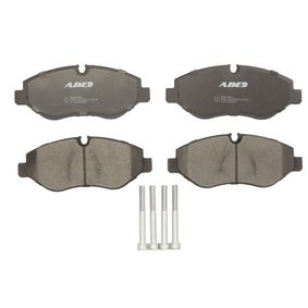 Bremsbelagsatz, Scheibenbremse Höhe: 67,1mm, Dicke/Stärke: 20,8mm mit OEM-Nummer 2E06 98151