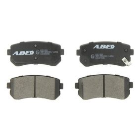 2012 KIA Ceed ED 2.0 Brake Pad Set, disc brake C20308ABE