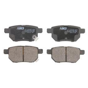 Brake Pad Set, disc brake Article № C22035ABE £ 140,00