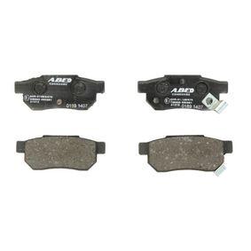Brake Pad Set, disc brake Article № C24002ABE £ 140,00