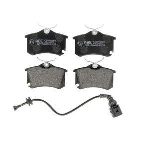 Brake Pad Set, disc brake Article № C2S000ABE £ 150,00
