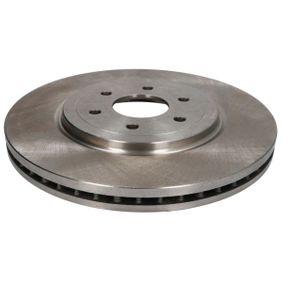 Bremsscheibe Bremsscheibendicke: 28mm, Lochanzahl: 6, Ø: 320mm, Ø: 320mm mit OEM-Nummer 40206-EB320