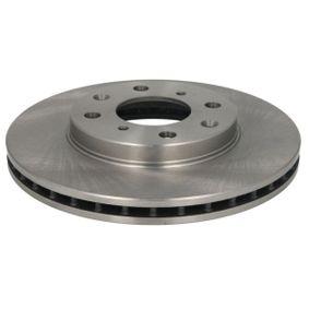 Спирачен диск C34037ABE Jazz 2 (GD_, GE3, GE2) 1.2 i-DSI (GD5, GE2) Г.П. 2002