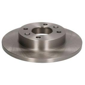 Bremsscheibe C3R002ABE CLIO 2 (BB0/1/2, CB0/1/2) 1.5 dCi Bj 2012