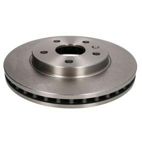 Bremsscheibe Bremsscheibendicke: 30mm, Lochanzahl: 5, Ø: 296mm, Ø: 296mm mit OEM-Nummer 13 501 319