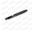 Ammortizzatori STARK 3329707 Assale posteriore, A pressione del gas, Ammortizzatore con reggimolla, Occhiello inferiore, Occhiello superiore