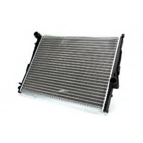 Radiateur, refroidissement du moteur Dimension du radiateur: 582 X 439 X 32 mm avec OEM numéro 17119071518