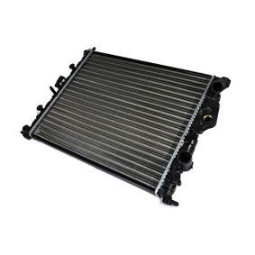 Kühler, Motorkühlung D7R003TT CLIO 2 (BB0/1/2, CB0/1/2) 1.5 dCi Bj 2002