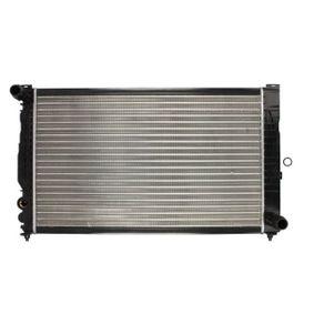 THERMOTEC Kühler, Motorkühlung D7W053TT für AUDI A6 (4B2, C5) 2.4 ab Baujahr 07.1998, 136 PS