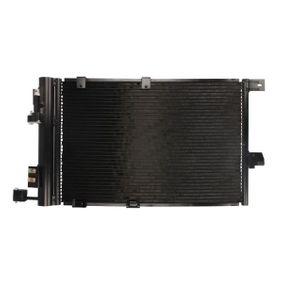 Kondensator, Klimaanlage Netzmaße: 540 X 380 X 0 mm mit OEM-Nummer 24 431 901