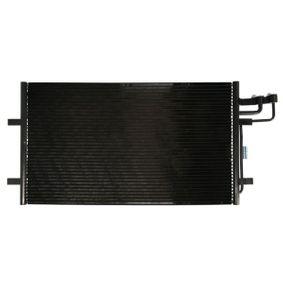 Kondensator, Klimaanlage Netzmaße: 670-381-16 mit OEM-Nummer 3M5H-19710-CC