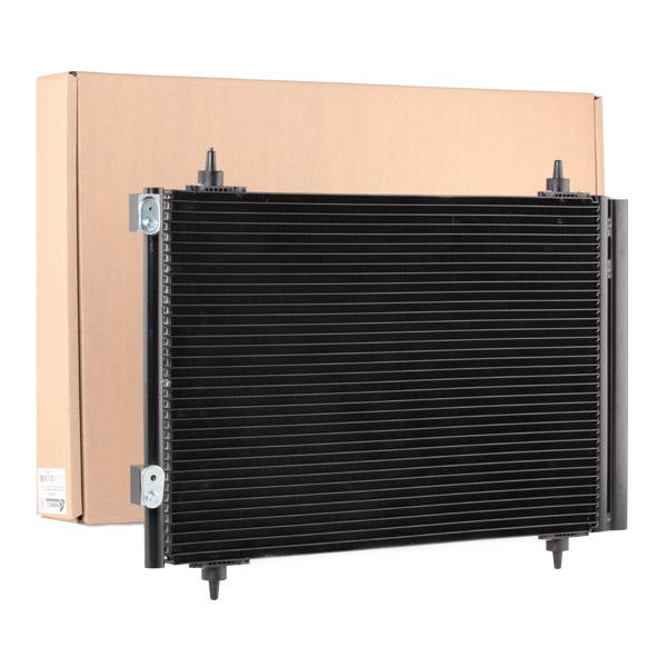 thermotec Condensor Airco PEUGEOT,CITROËN KTT110159 6455CX,6455ES,6455GH Airco Radiator,Condensator, airconditioning