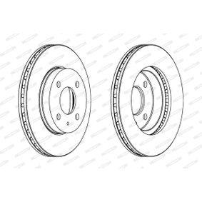 Bremsscheibe Bremsscheibendicke: 22mm, Lochanzahl: 4, Ø: 239mm mit OEM-Nummer 60 514 881