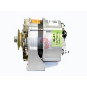 Generator mit OEM-Nummer 1 277 502