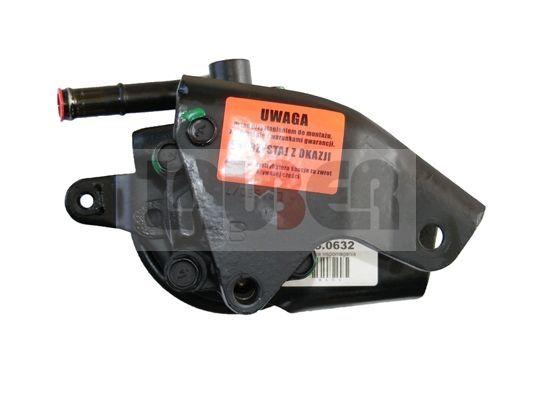 Hydraulic steering pump LAUBER 55.0632 expert knowledge