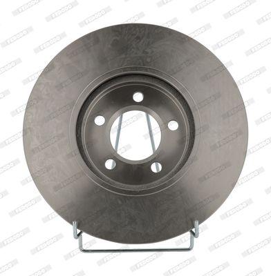 Brake Discs DDF1107 FERODO DDF11071 original quality