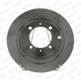 Bremsscheibe Art. Nr. DDF1141 120,00€