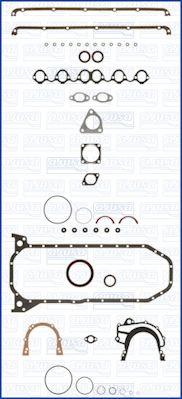 AJUSA  51006000 Kit completo guarnizioni, Motore
