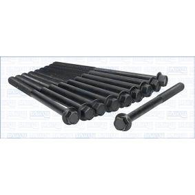 AJUSA  81021100 Zylinderkopfschraubensatz Gewindemaß: M10, Länge: 140mm