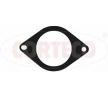 Auspuffdichtung RENAULT CLIO 3 (BR0/1, CR0/1) 2010 Baujahr 027531h