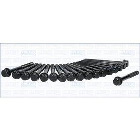 AJUSA  81023800 Zylinderkopfschraubensatz Gewindemaß: M12, Länge: 122mm