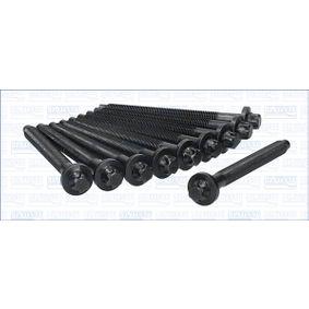 AJUSA  81024700 Zylinderkopfschraubensatz Gewindemaß: M12, Länge: 130,5mm