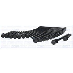 AJUSA  81025600 Zylinderkopfschraubensatz Gewindemaß: M12, Länge: 163mm