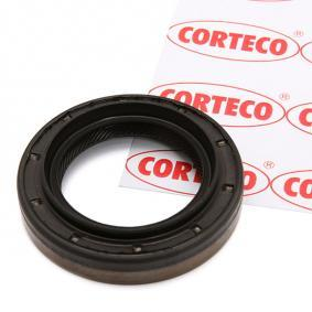 Shaft Seal, differential 12015267B PUNTO (188) 1.2 16V 80 MY 2006