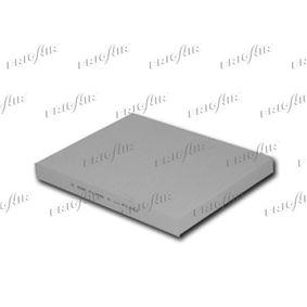 Filter, Innenraumluft mit OEM-Nummer 8L0 091 800