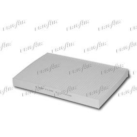 FRIGAIR Filter, Innenraumluft 1310.5374 für AUDI A6 (4B2, C5) 2.4 ab Baujahr 07.1998, 136 PS