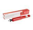KONI Federbein OPEL Vorderachse, ein-/nachstellbar, Zweirohr, Öldruck, Teleskop-Stoßdämpfer, unten Schelle
