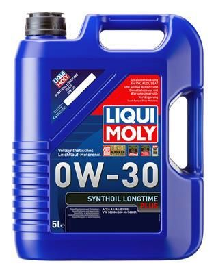 LIQUI MOLY Synthoil, Longtime Plus 1151 Motoröl