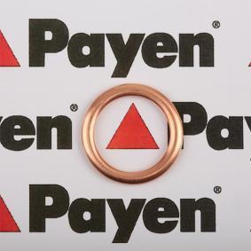 PAYEN  PA349 Anello di tenuta, vite di scarico olio Ø: 22,00mm, Spessore: 2,00mm, Diametro interno: 16,00mm