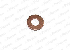 PAYEN  KG5157 Anillo de junta, tapón roscado de vaciado de aceite Ø: 20,80mm, Espesor: 2,00mm, Diám. int.: 10,10mm