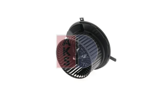 AKS DASIS  730044N Innenraumgebläse Spannung: 12V