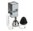 LPR Gelenksatz, Antriebswelle KVW082 für AUDI 90 (89, 89Q, 8A, B3) 2.2 E quattro ab Baujahr 04.1987, 136 PS