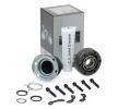 LPR Gelenksatz, Antriebswelle KVW808 für AUDI 90 (89, 89Q, 8A, B3) 2.2 E quattro ab Baujahr 04.1987, 136 PS